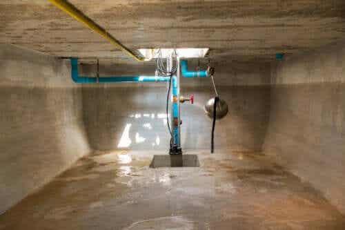 Sådan kan man rengøre en vandtank