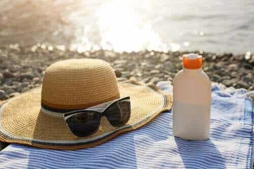Nøgler til at beskytte mod UV-stråler