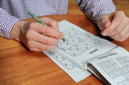 Fordelene ved sudoku for hjernen ifølge videnskaben